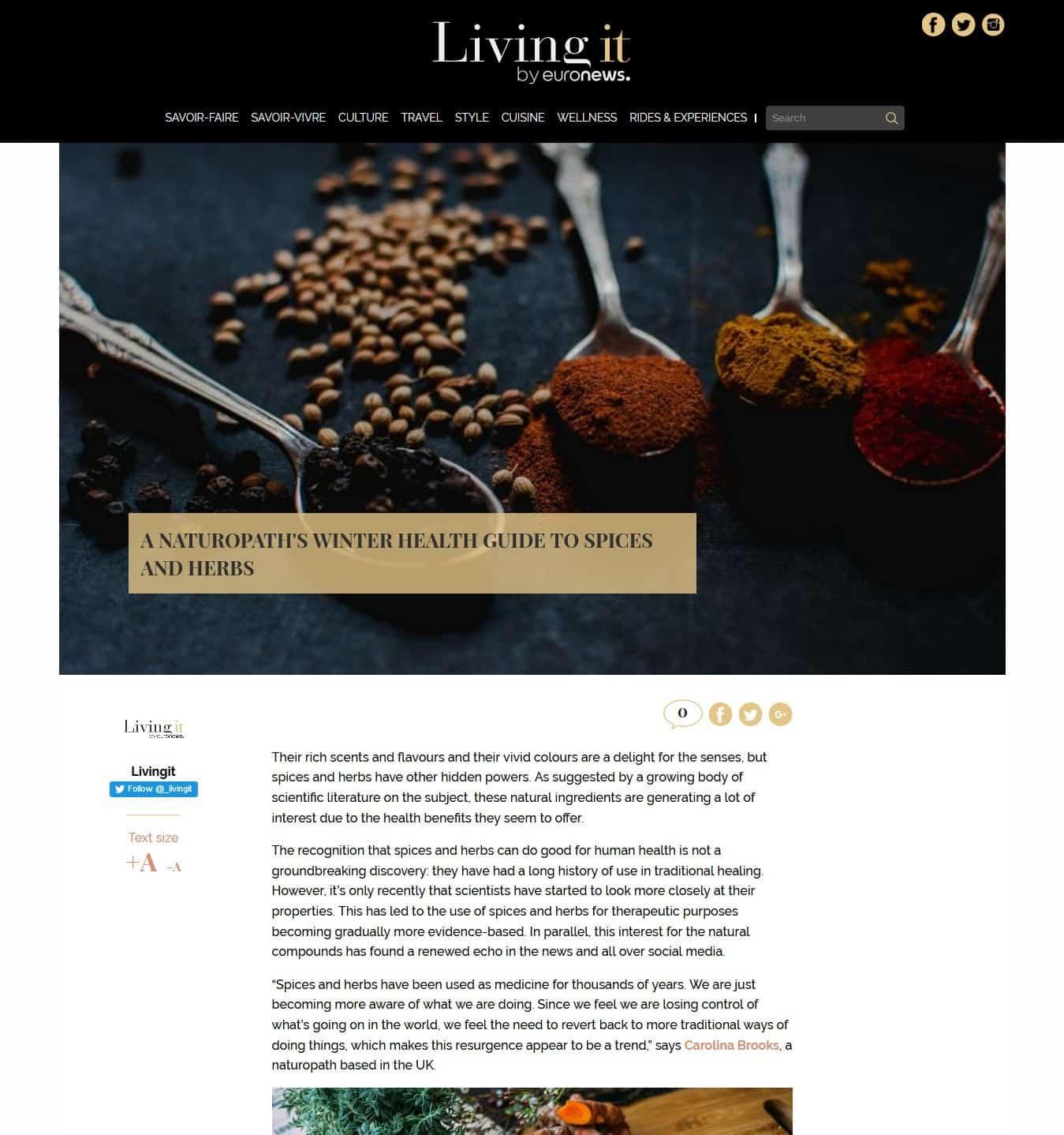 Livingit | Euro News