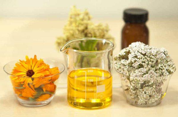 Bespoke Infused Herb Oil 100ml 1